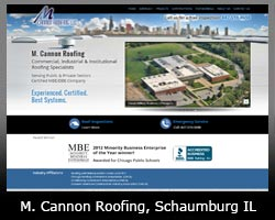 M. Cannon Roofing